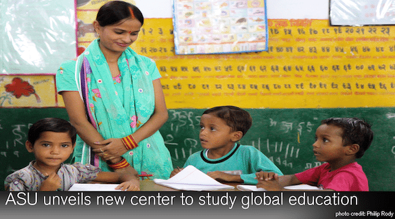 Center for Advanced Studies in Global Education