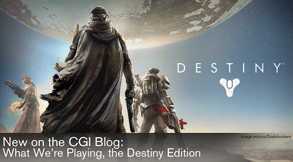 What We're Playing: The Destiny Edition (Image source: Dualshockers)