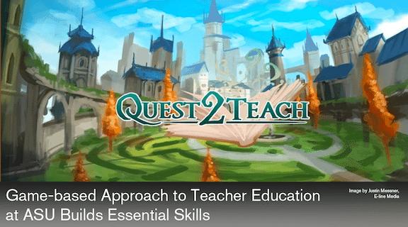 Quest2Teach