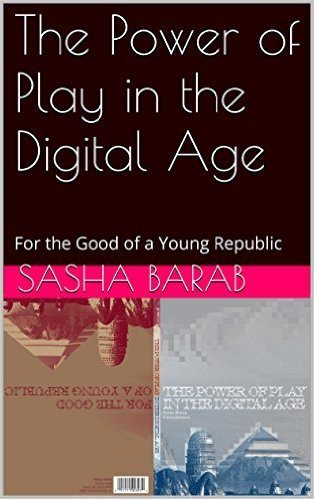The Power of Play in the Digital Age Cover